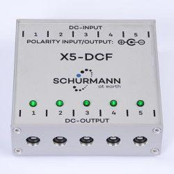 Schuermann at Earth